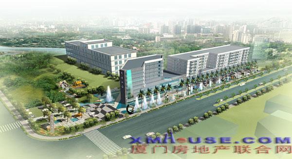 D)大唐国际商务中心